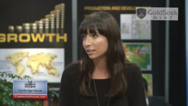 Jodie Emery on Gold Seek TV