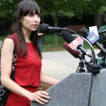 Jodie Emery speaks about her husbands release from jail