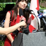 Jodie Emery speech about Marc Emery release today