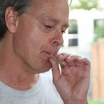 Marc Emery first toke rockstar strain