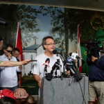 Marc Emery freedom in Windsor major press conference