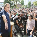 Marc Emery homecoming rally in Vancouver 2014-08-17