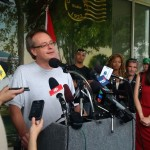 Marc Emery is free press conference
