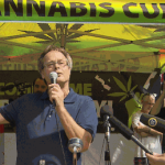 Marc Emery returns to Vancouver 2014-08-17