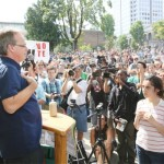 Marc Emery speaks to Vancouver crowd 2014-08-17