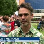 Matt Mernagh on CTV News Windsor 12-08-2014