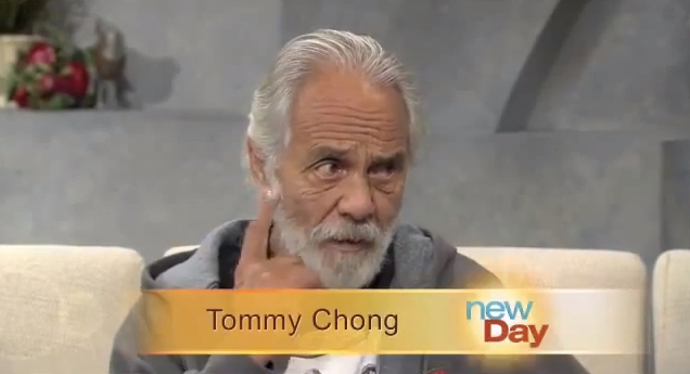 Tommy Chong on New Day Northwest