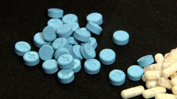 Dangerous Drugs Hit Toronto