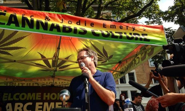 Marc Emery returns to Vancouver (gallery)