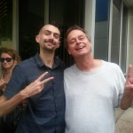 peace and freedom Marc Emery and Masta Rollah