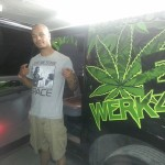werk 420 work limo driver Free Marc