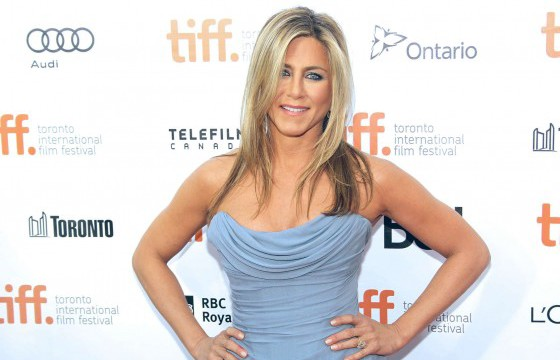 Highly Recommended: Jennifer Aniston