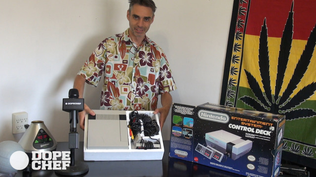 Matt Mernagh presents Nintendo unboxing