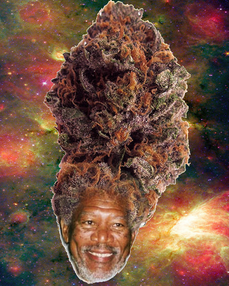 [TOMT][photo] Photoshop of a black guy with a weed nugget ...