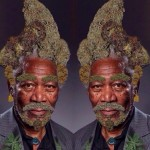 Morgan Weedman two high