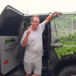 werk420 truck- the Cult of Marc Emery
