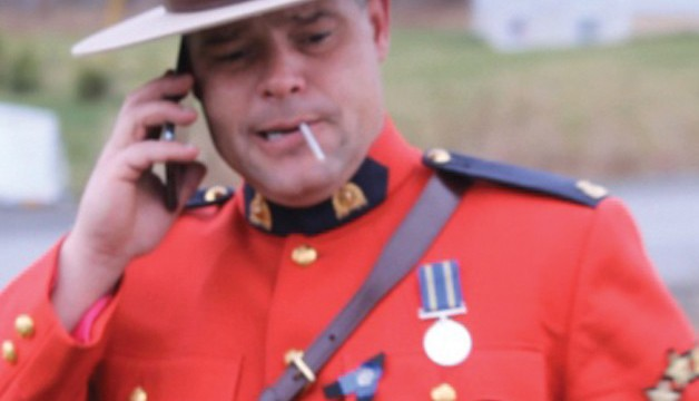 RCMP'S reefer madness