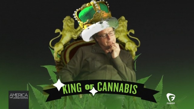 Prince of Pot to be King of Cannabis