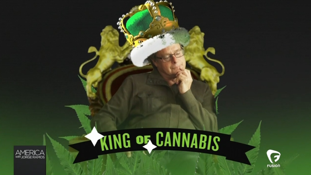 Marc Emery is King of Cannabis