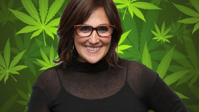 Ricki Lake supports legalization