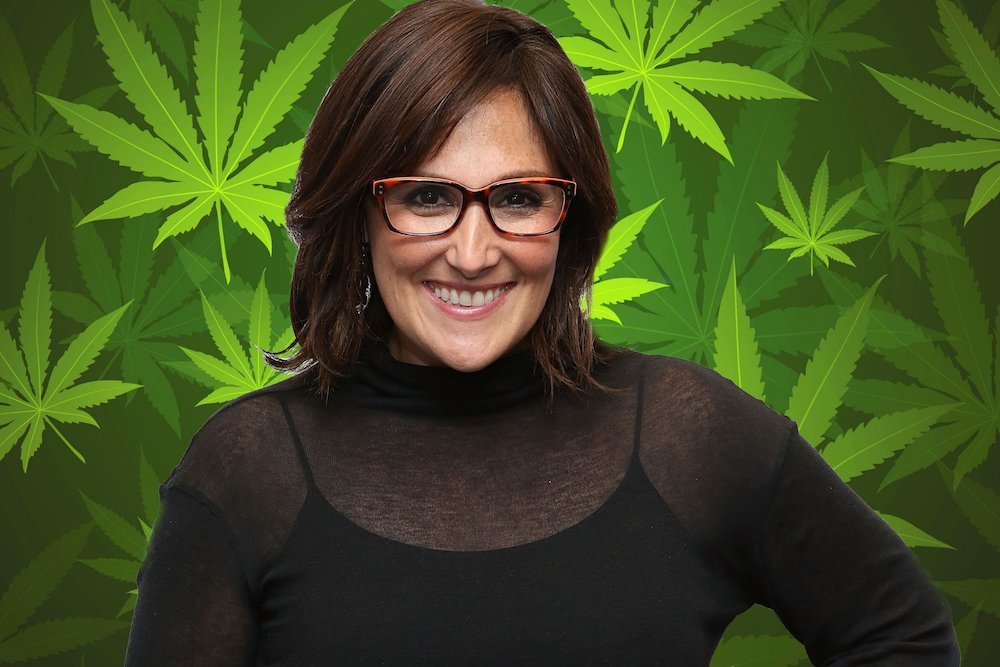 Ricki Lake Weed the People Film