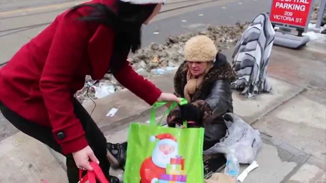 Milk and Cookies and Cannabis for the Homeless