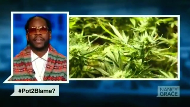 Pot Debate: 2 Chainz vs. Nancy Grace