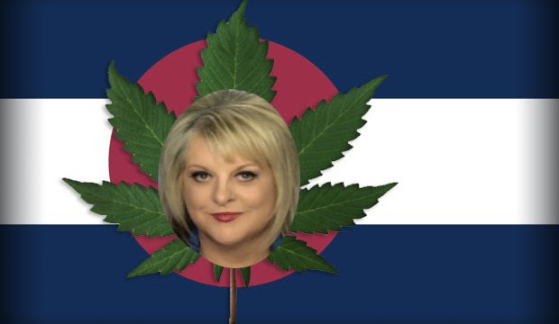 Nancy Grace marijuana hit piece