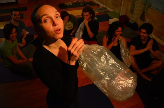 Welcome to Ganja Yoga