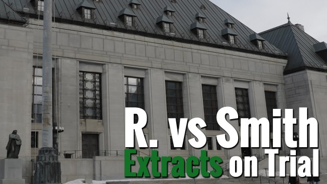 Cannabis in the Supreme Court of Canada