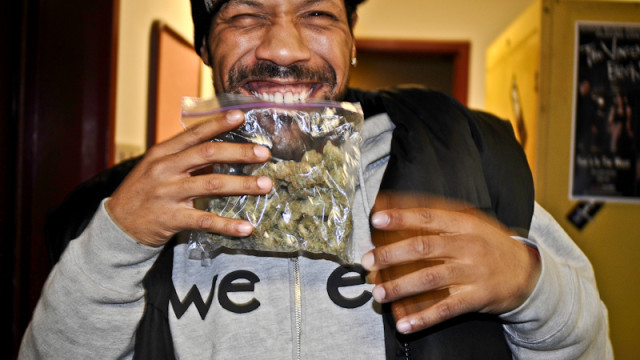 Redman On Music And Marijuana