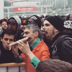 MM Passes joint at 420 rally