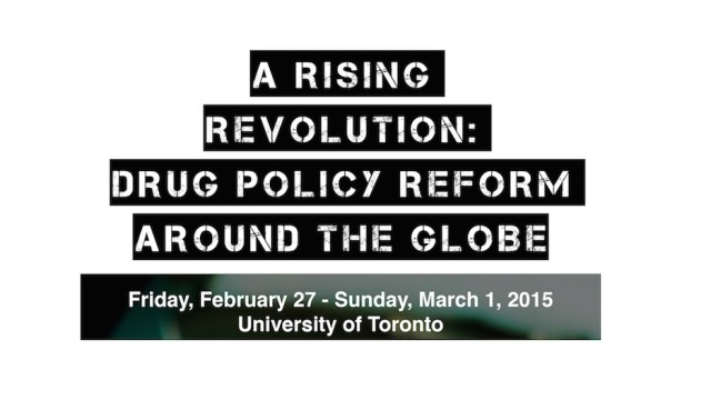 Canadian Students For Sensible Drug Policy conference 2015