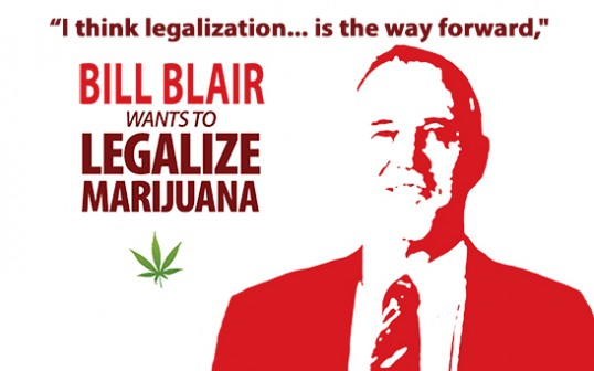Chief Blair for Legalization