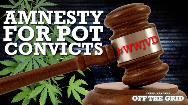 Amnesty for Pot Convicts
