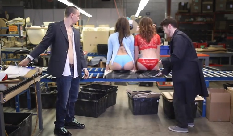 booty money assembly line