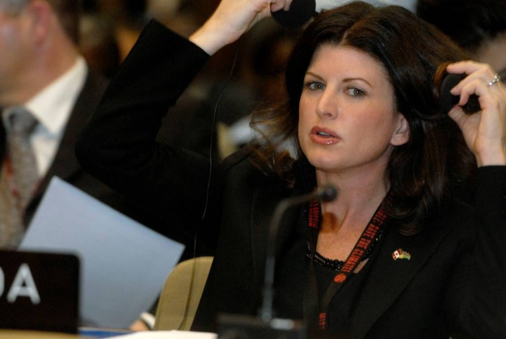 Health Minister Rona Ambrose has criticized a ruling endorsed by several judges appointed by her boss.