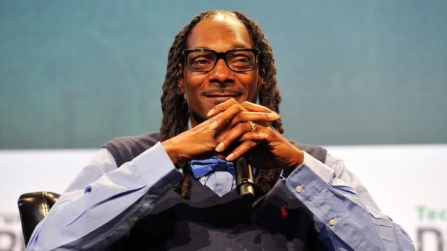Snoop Dogg at TechCrunch Disrupt
