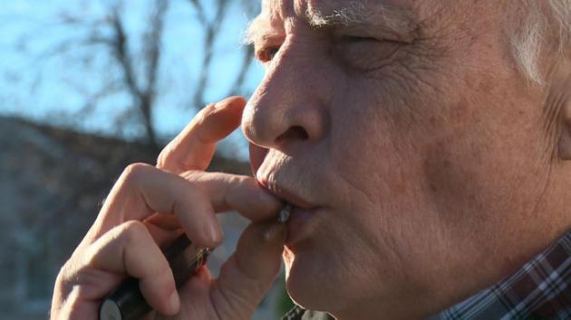 Medical marijuana user and advocate Bill VanderGraff is hopeful prime minister-designate Justin Trudeau will act on his promise to legalize the drug. (Jill Coubrough/CBC News)