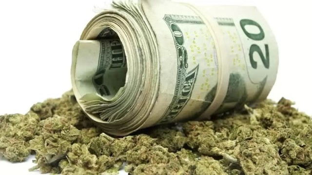 The Fed rejects marijuana bank