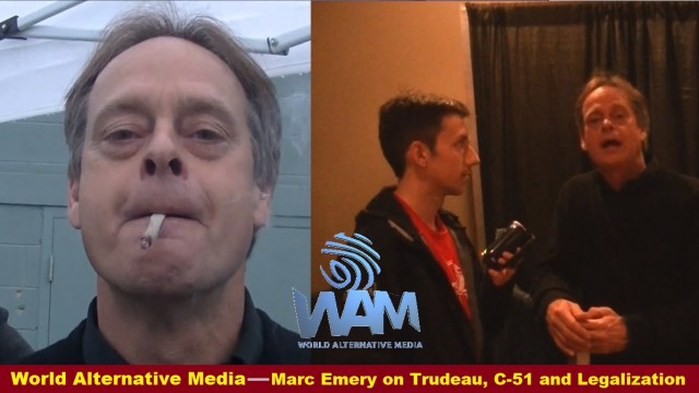 Marc Emery on legalization