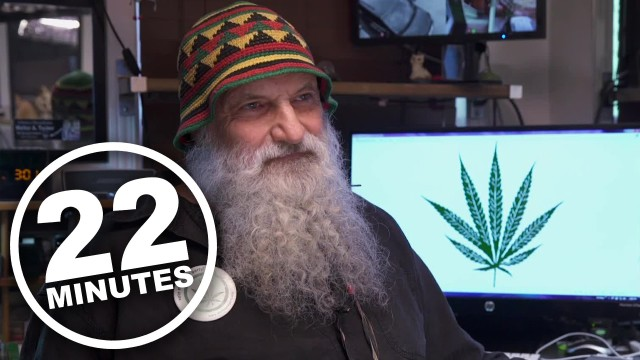 Marijuana Party on 22 Minutes