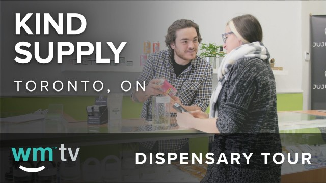 Dispensary Tour: Kind Supply in Toronto