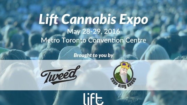Lift Expo Toronto this weekend