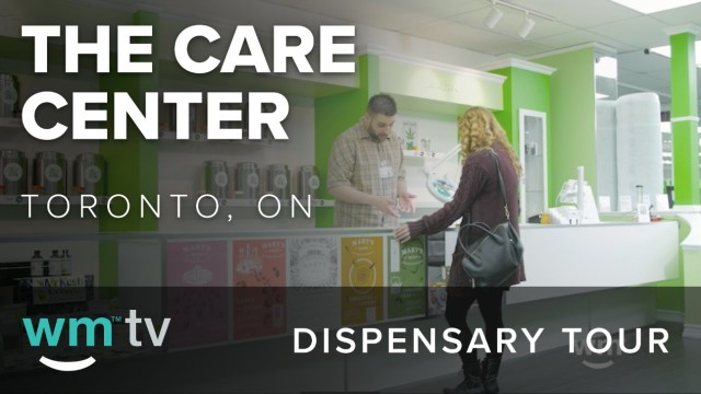 Dispensary Tour: The CARE Center