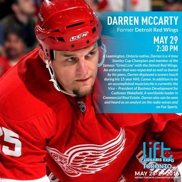 DarrenMcCarty at Lift Expo 2016