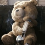 Ted 2 bong couch