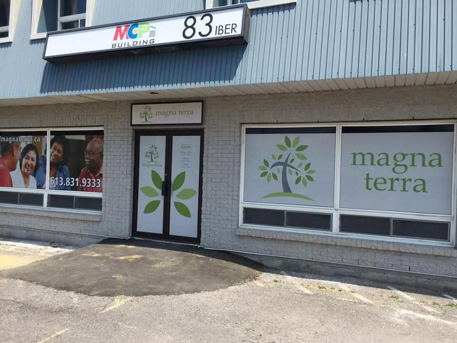 Magna Terra Health Services is getting ready to open in Stittsville. MAGNATERRA / FACEBOOK