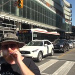 session in the street Biggy tokes Toronto