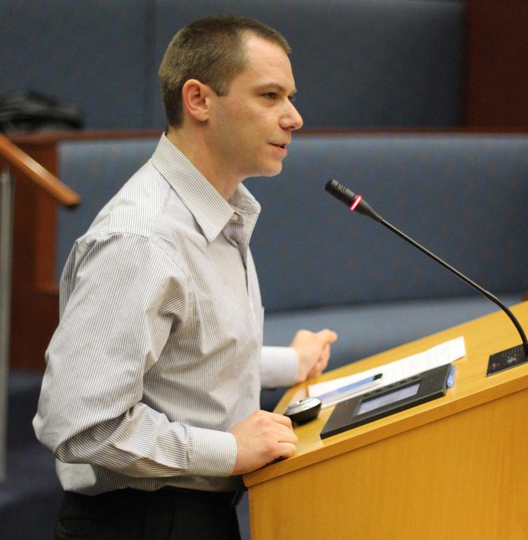 Marko Ivancicevic, an advocate for medical marijuana and the former head of Oshawa's accessibility advisory committee and medical marijuana working group, says the region should look at granting business licences and regulating medical cannabis dispensaries. This strategy has been done in several municipalities in British Columbis, including Vancouver, Victoria and Kimberely.